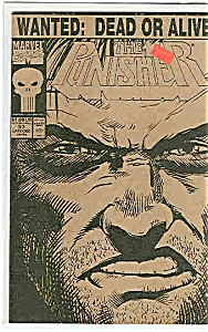 The Punisher - Marvel Comics - # 57 Dec.1 991