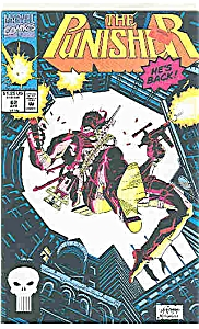The Punisher - Marvel Comics - # 62 April 1992