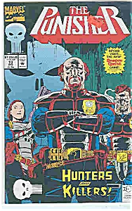 The Punisher - Marvel comics - Dec. 1992 #73 (Image1)