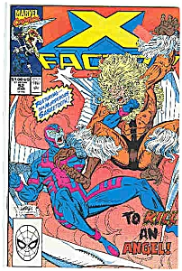 X-Factor - Marvel comics - # 52 March 1990 (Image1)