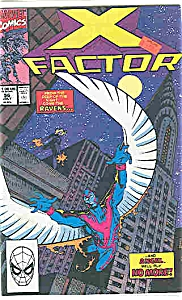 X-Factor - Marvel comics - # 56  July  1990 (Image1)