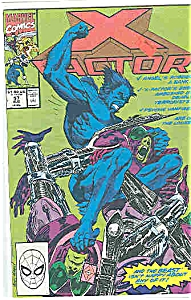 X-Factor - Marvelcomics - # 57 August 1990 (Image1)