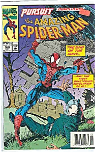 Spiderman - Marvel comics - # 389 May 1994 (Image1)