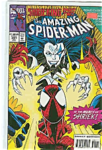 Spiderman - Marvel comics - # 391 - July 1994 (Image1)