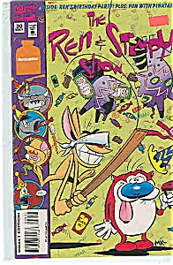 The Ren & Stimpy show - Marvelcomics - # 30M ay 95 (Image1)