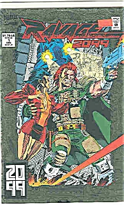 Ravage 2099 = Marvel comics - #  l  Dec. 1992 (Image1)