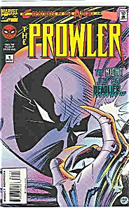 The Prowler -Marvel comics - # l Nov. 1994 (Image1)
