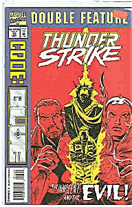 Thunder Strike - Marvel comics  # 15   Dec. 1994 (Image1)