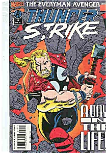 Thunder strike - Marvel comics - # 19  Aprl 1995 (Image1)