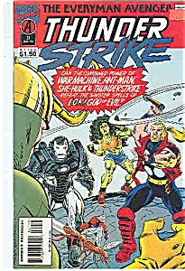 Thunder Strike - Marvel comics - # 21 June 1995 (Image1)