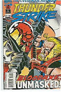 Thunder strtike - Marvel comics - # 22 July 1995 (Image1)