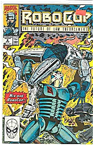 Robo cop - Marvel comics - # 2 April 1990 (Image1)