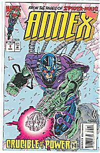 Annex - Marvelcomics - # L August 1994
