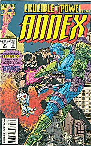 Annex - Marvel Comics - # 2 Sept. 1994