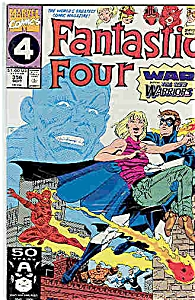 Fantastic Four - Marvelcomics - # 4    Sept. 1991 (Image1)