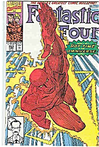 Fantastic Four - Marvel Comics - # 353 June 1991