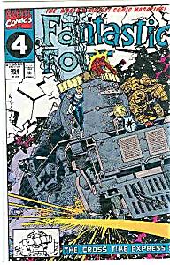 Fantastic Four - Marvel comics - #354 July 1991 (Image1)