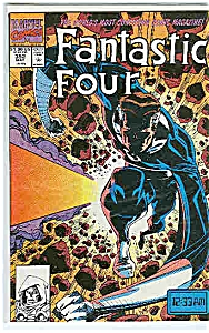 Fantastic Four - Marvelcomics - # 352 May 1991 (Image1)
