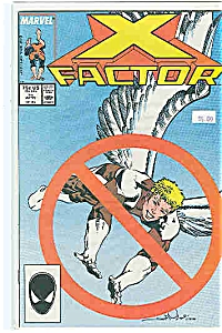 X-Factor - Marvel comics - #15 April 1987 (Image1)