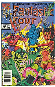 Fantastic Four - Marvelcomics -  # 378 July 1993 (Image1)