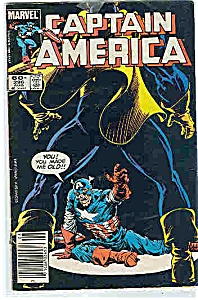 Captain America - Marvelcomics -  # 296 Aug. 1984 (Image1)