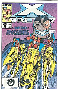 X-Factor - Marvel comics - # 19   August 1987 (Image1)