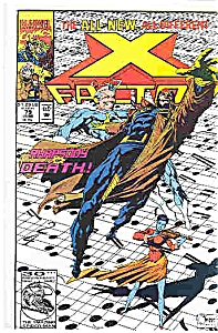 X-Factor - Marvel comics - 1992   June # 79 (Image1)