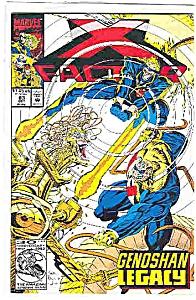 X-Factor - Marvel comics - # 83 Oct. 1992 (Image1)