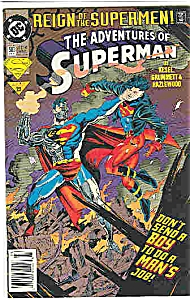 Superman - DC comics - # 503  August 1993 (Image1)