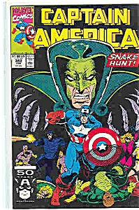 Captain america - Marvel comics - # 382 Feb. 1991 (Image1)