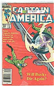 Captain America - Marvel comics - # 297 Sept. 1984 (Image1)