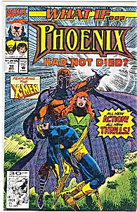 Phoenix - Marvel comics   # 32 Dec.1991 (Image1)