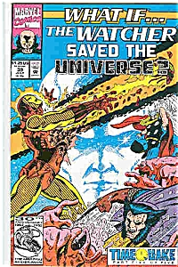 Watcher - Marvel comics - #39 July 1992 (Image1)