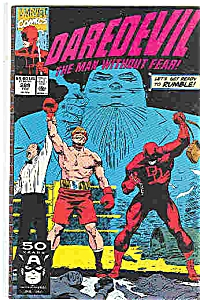 Daredevil - Marvel comics - # 289 feb. 1991 (Image1)
