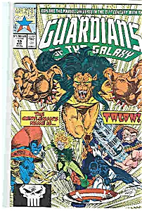 Guardians of the Galaxy - Marvelcomics - # 19 Dec. 1991 (Image1)
