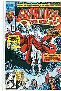 Guardians of the Galaxy - Marvel comics - # 24 May 1992 (Image1)