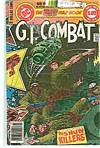 G. I. Combat - DC comics -    July 1979 (Image1)