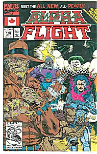 Alpha Flight - Marvel comics - # 110 July 1992 (Image1)