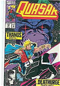 Quasar - Marvel comics - Oct.1992  # 39 (Image1)