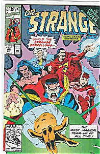 Dr Strange - Marvel comics - # 465  Oct. 1992 (Image1)