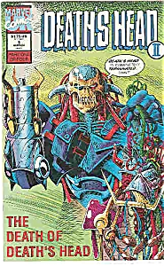 Death's head - Marvel comics - # l March 1992 (Image1)