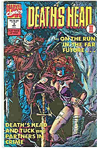 Death's Head = Marvel comics - # 3 May 1992 (Image1)