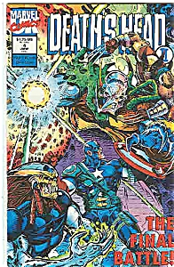 Death's Wish - Marvel comics - # 4 June 1992 (Image1)