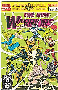 The New Warriors - Marvel comics  # l 1991 (Image1)