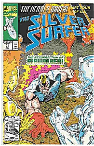 Silver Surfer - Marvel comics=# 73 Oct. 1992 (Image1)