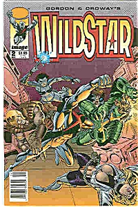 WildStar - Image comics- # 2 May 1993 (Image1)