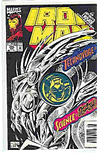 Iron Man - Marvel comics - # 295 Aug.1993 (Image1)