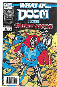 Doom - Marvel comics - # 52 Aug. 1993 (Image1)