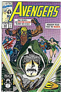 Avengers - Marvel comics - # 333 June 1991 (Image1)