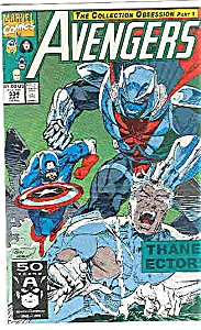 Avengers - Marvel comics - # 334 July 1991 (Image1)
